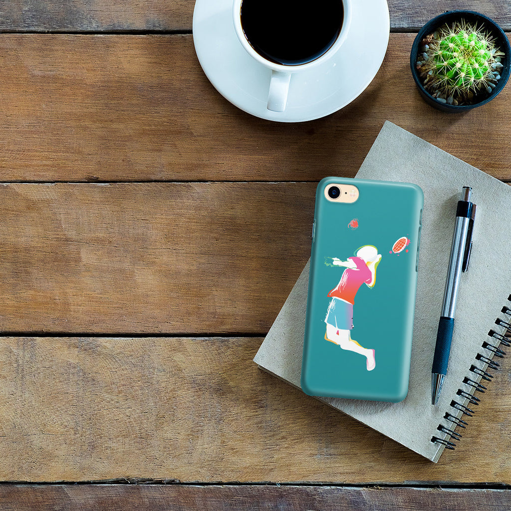 iPhone 7 Case - Fire Tennis