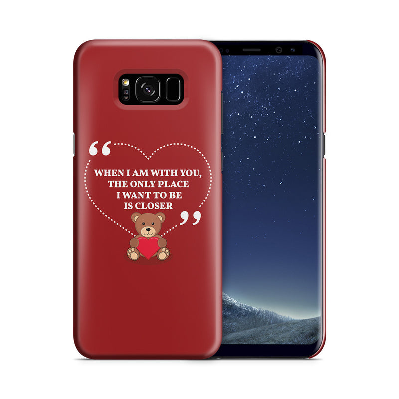 Galaxy S8 Plus Case - You're My Everything