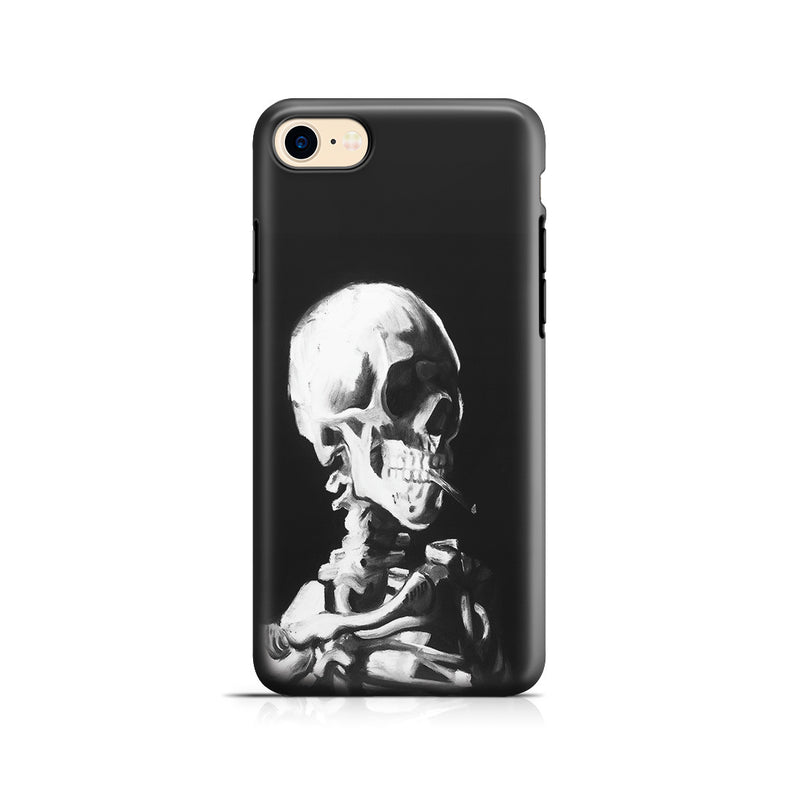 iPhone 6 | 6s Adventure Case - Skull of a Skeleton with Burning Cigarette by Vincent Van Gogh