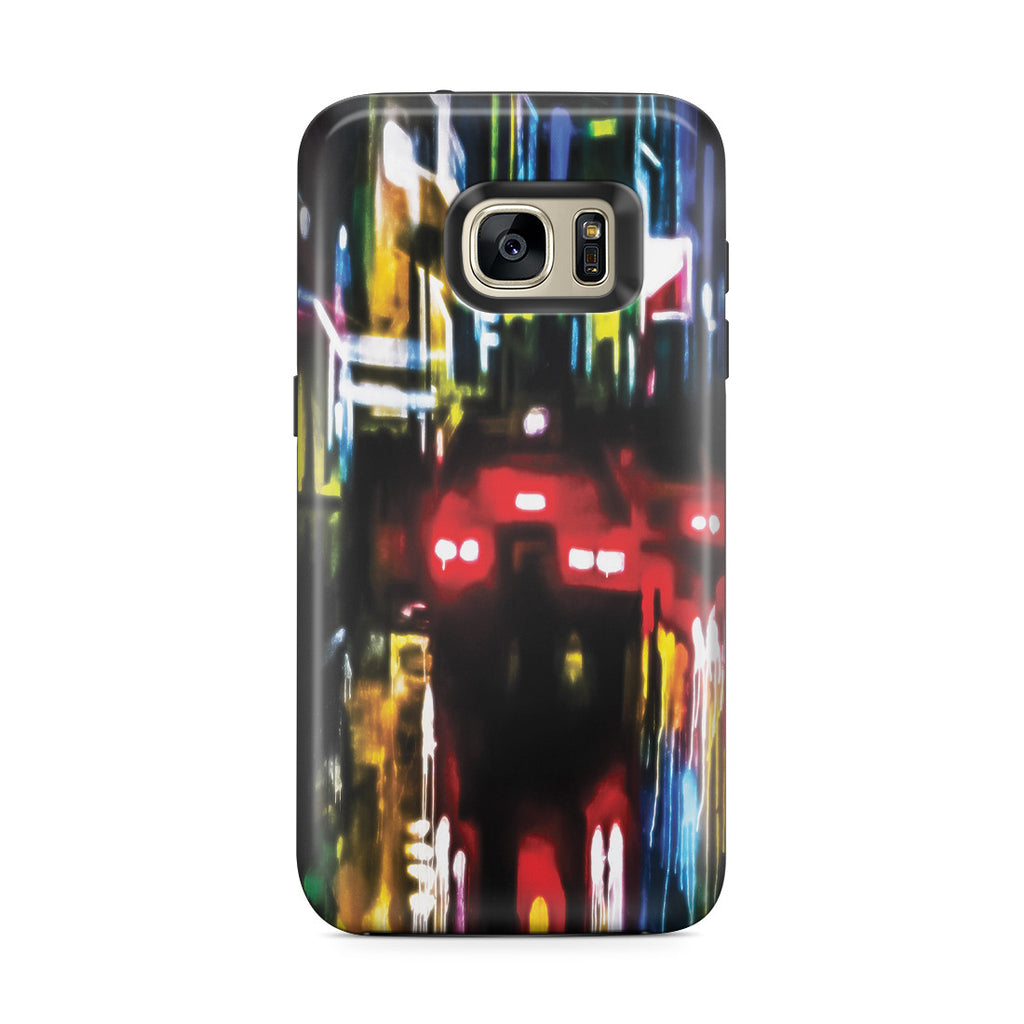 Galaxy S7 Edge Adventure Case - New York Minute