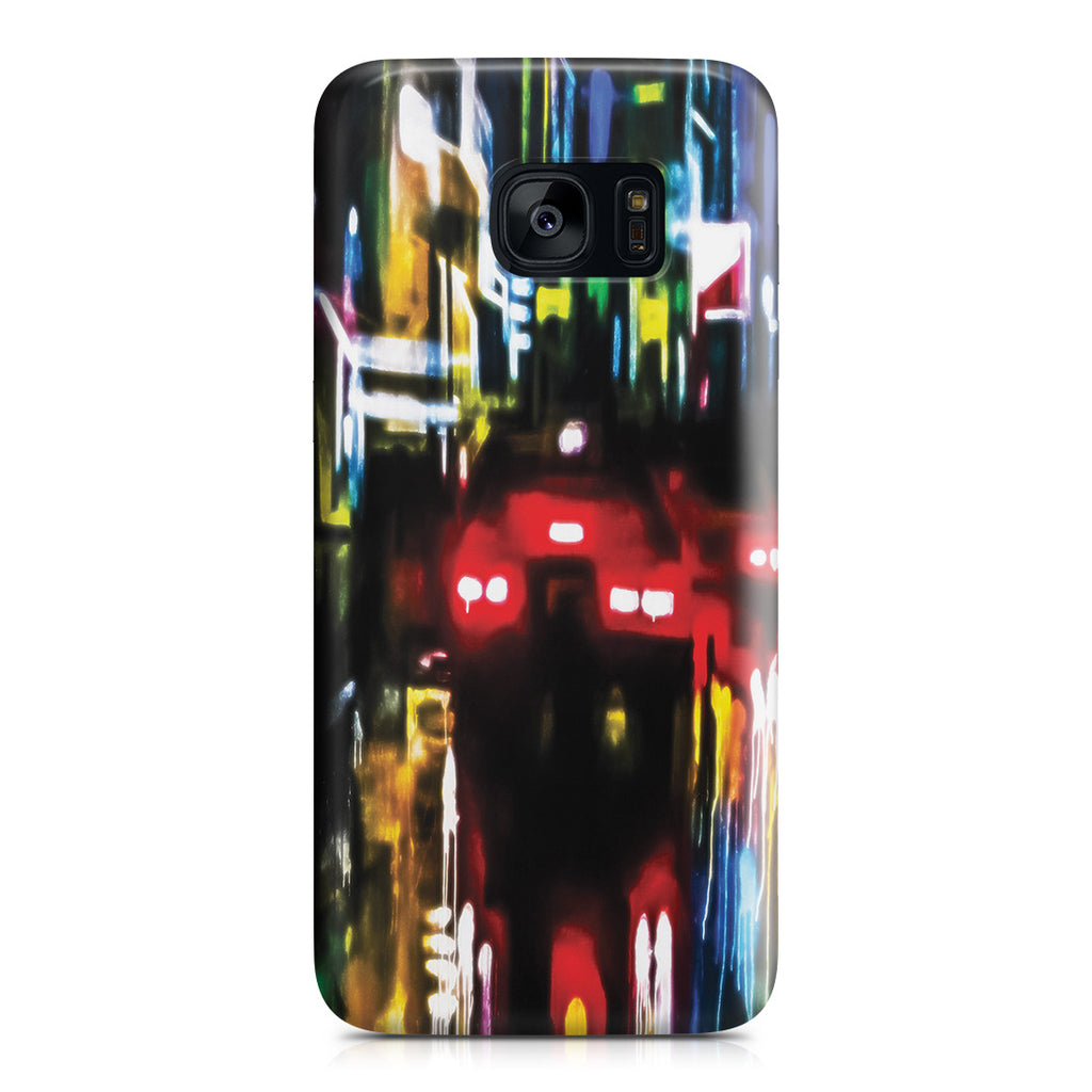 Galaxy S7 Edge  Case - New York Minute
