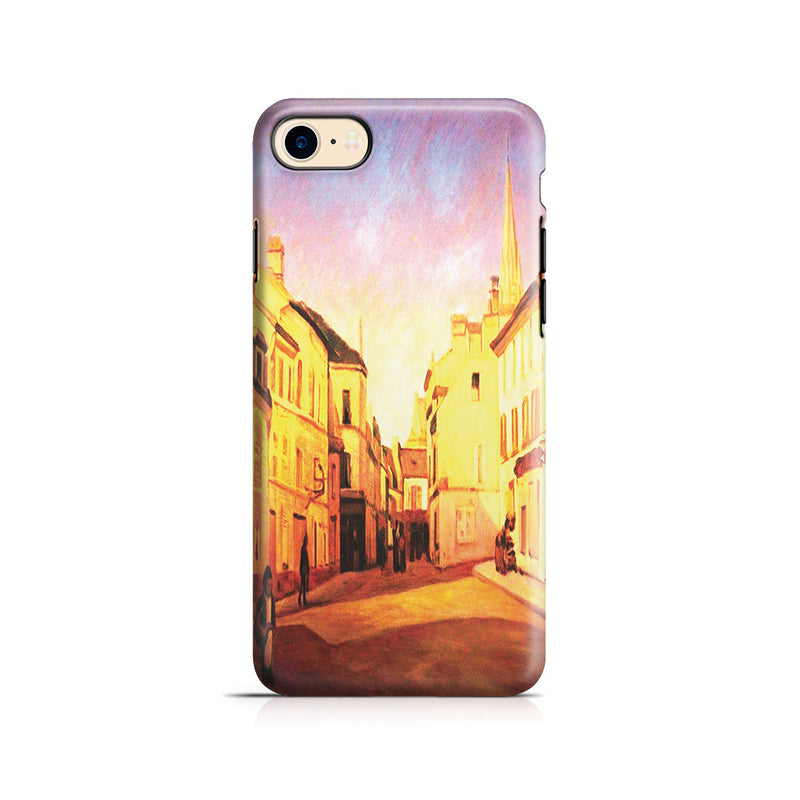 iPhone 7 Adventure Case - Square in Argenteuil by Alfred Sisley