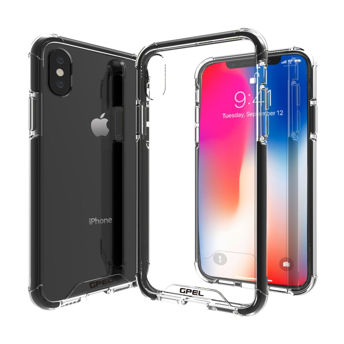 buy popular be750 55f9c iPhone X EverPure Max Case
