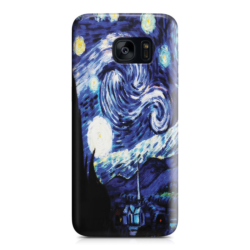Galaxy S7 Edge Case - Starry Night by Vincent Van Gogh