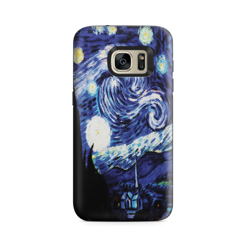 Galaxy S7 Adventure Case - Starry Night by Vincent Van Gogh