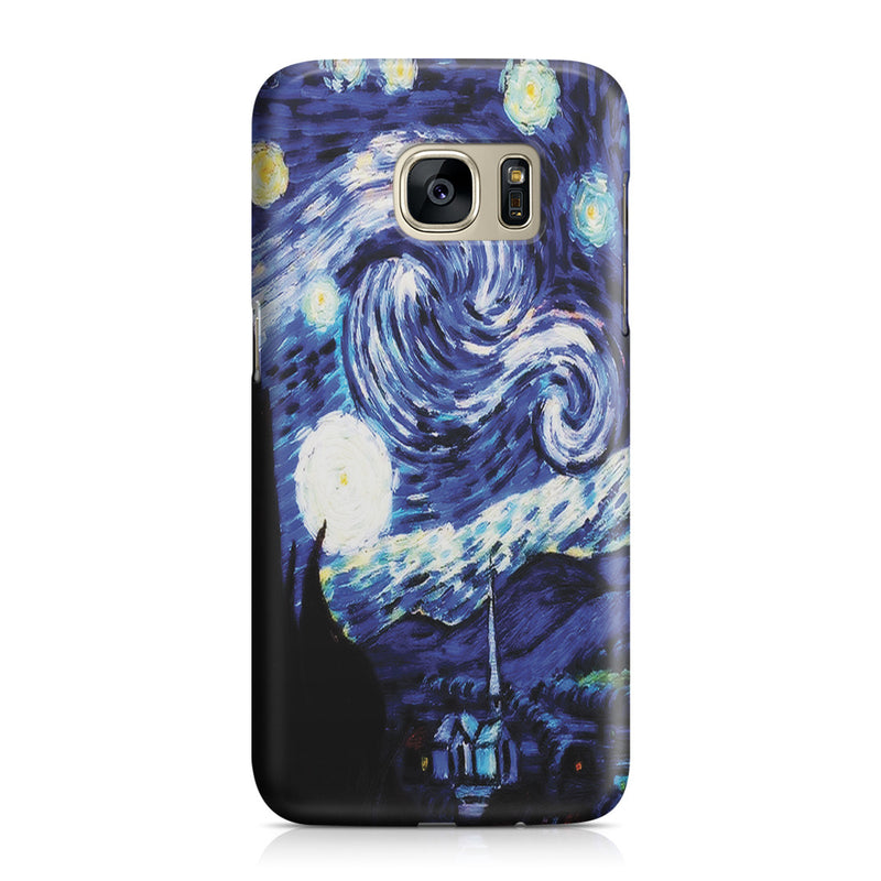 Galaxy S7 Case - Starry Night by Vincent Van Gogh