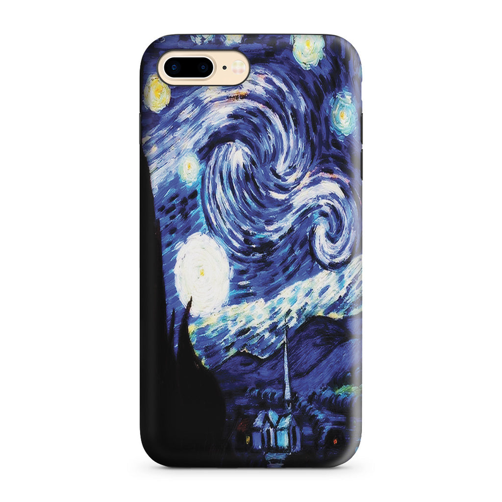 iPhone 7 Plus Adventure Case - Starry Night by Vincent Van Gogh