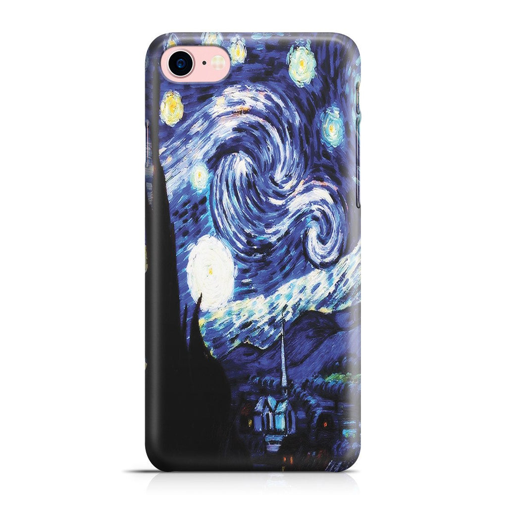 iPhone 8 Case - Starry Night by Vincent Van Gogh