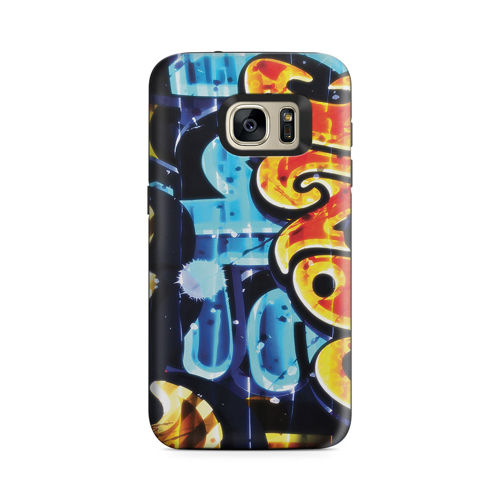 Galaxy S7 Adventure Case - Groovy