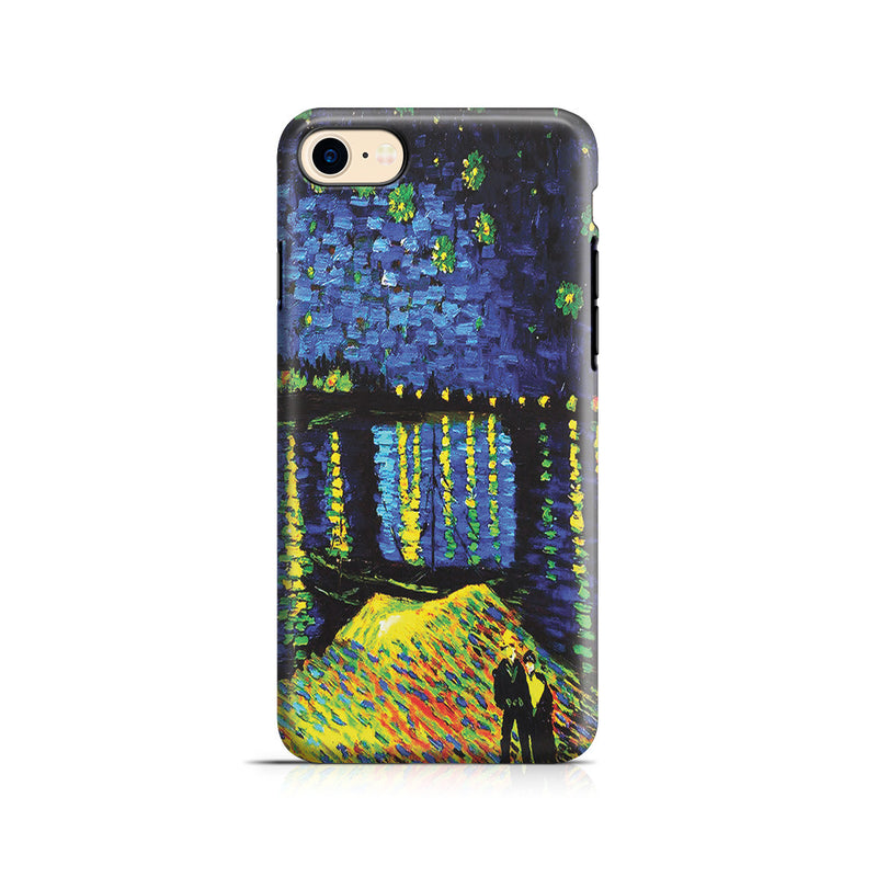 iPhone 7 Adventure Case - Starry Night Over the Rhone by Vincent Van Gogh