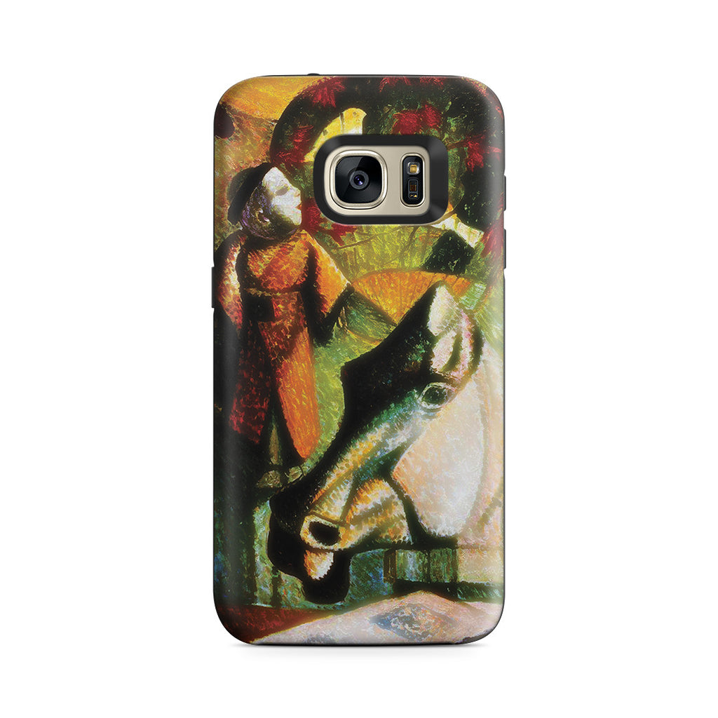 Galaxy S7 Adventure Case - Still Life with Horse's Head, 1886 by Paul Gauguin