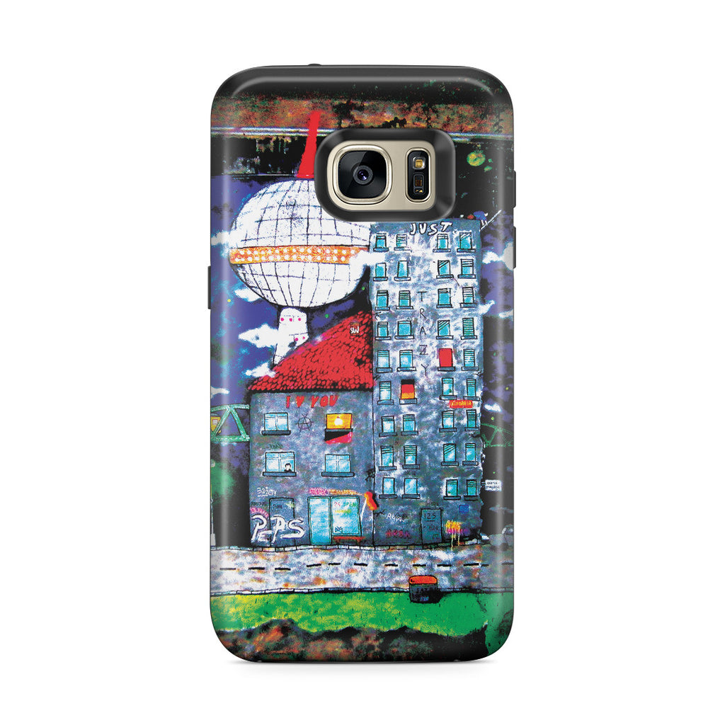 Galaxy S7 Edge Adventure Case - Berlin