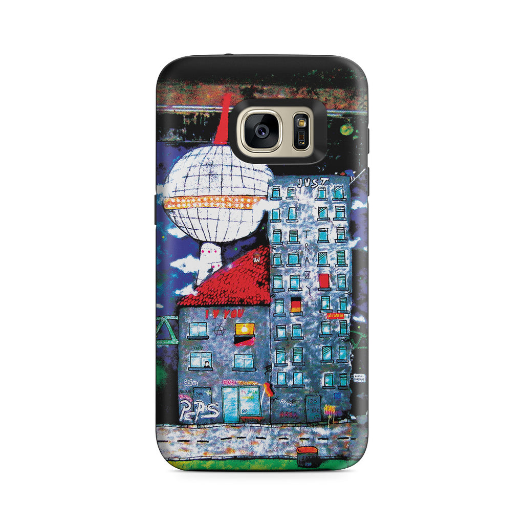 Galaxy S7 Adventure Case - Berlin