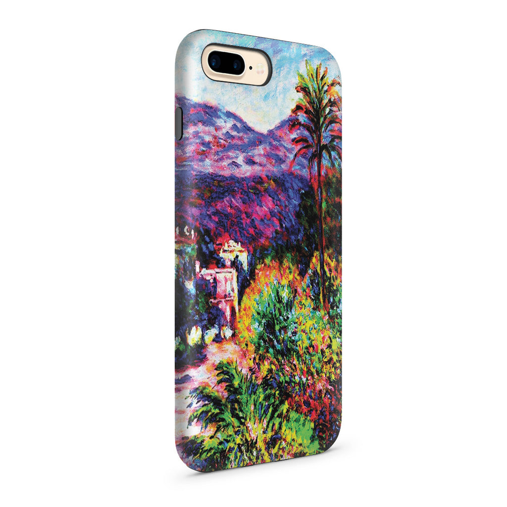 iPhone 7 Plus Adventure Case - Strada Romada in Bordighera by Claude Monet