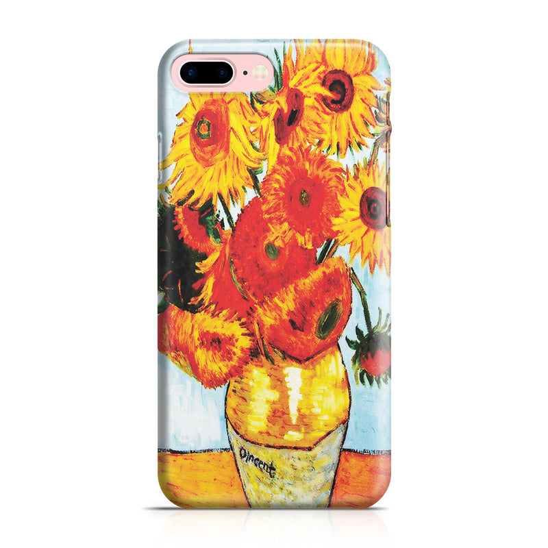 iPhone 7 Plus Case - Sunflowers by Vincent Van Gogh