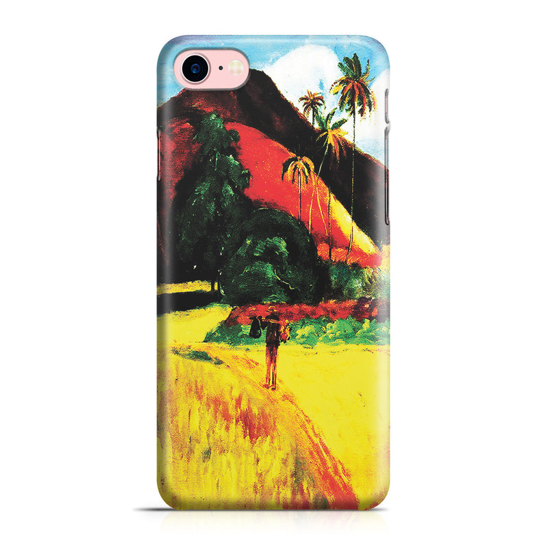 iPhone 6 | 6s Plus Case - Tahitian Mountains, 1893 by Paul Gauguin