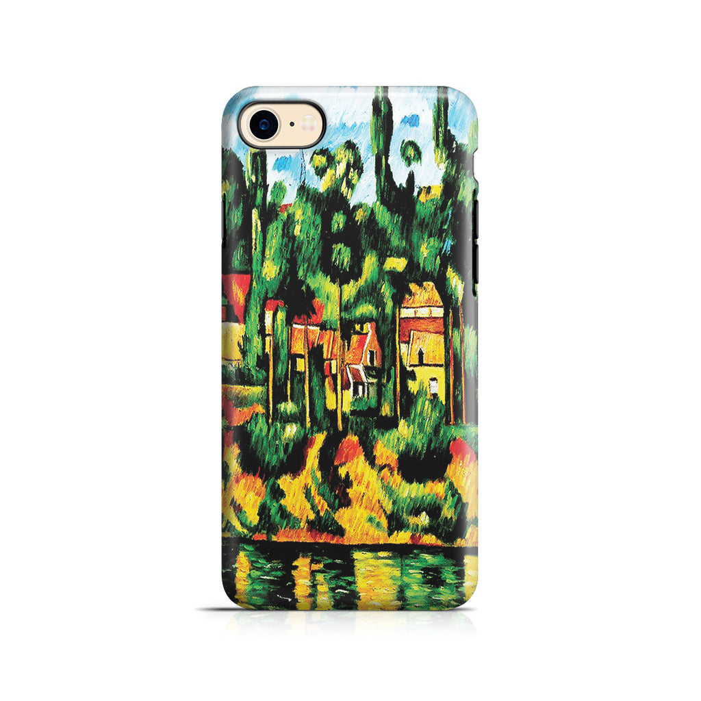 iPhone 7 Adventure Case - The Chateau at Medan by Paul Cezanne