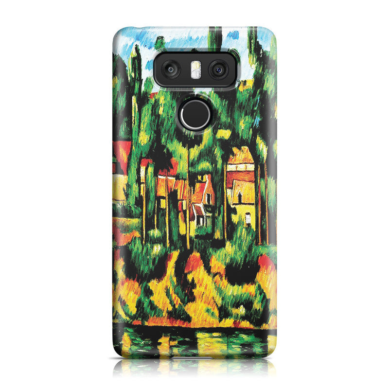 LG G6 Case - The Chateau at Medan by Paul Cezanne