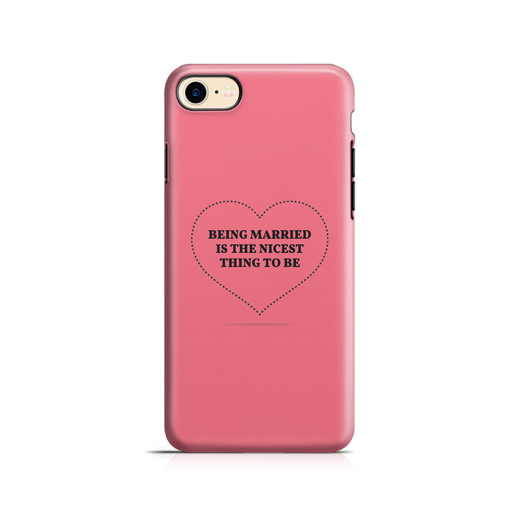 iPhone 7 Adventure Case - If I Get Married I Want to Be Very Married