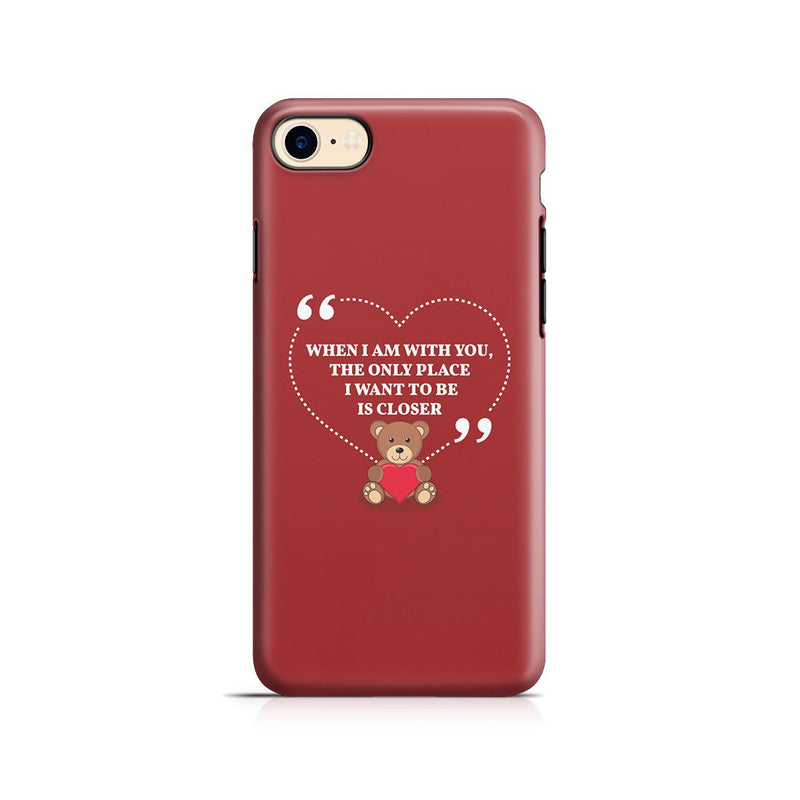 iPhone 8 Adventure Case - You're My Everything