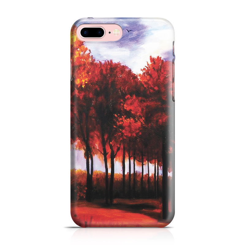 iPhone 7 Plus Case - Autumn Landscape by Vincent Van Gogh