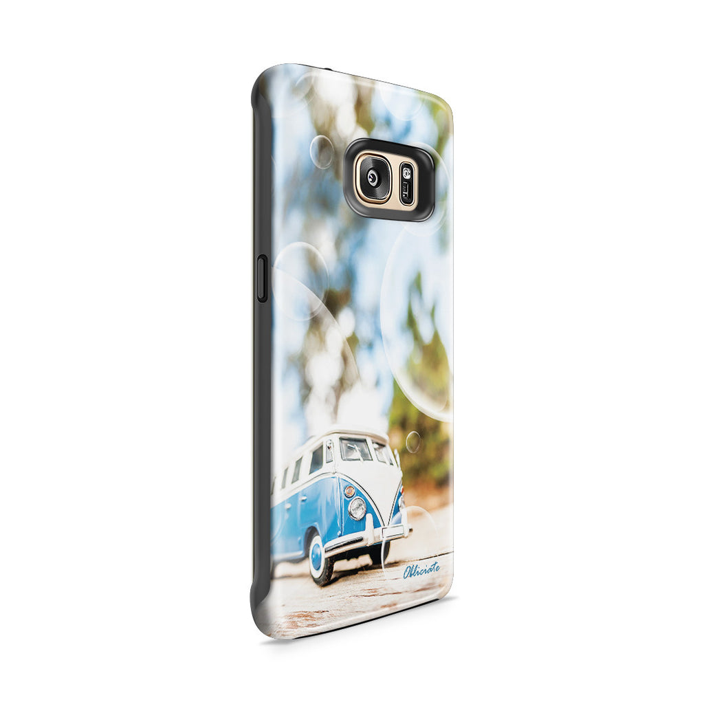 Galaxy S7 Edge Adventure Case - Dream Vacation