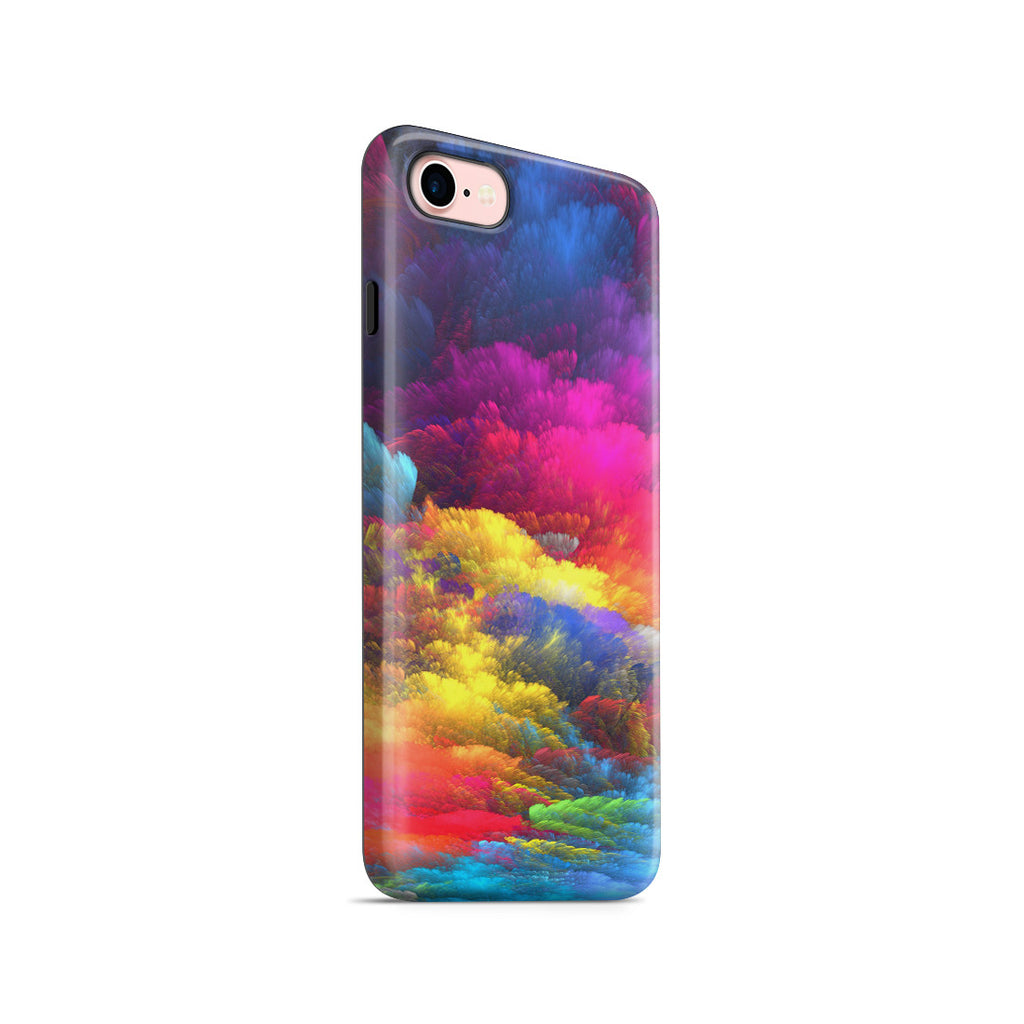 iPhone 7 Adventure Case - Rainbow Sky