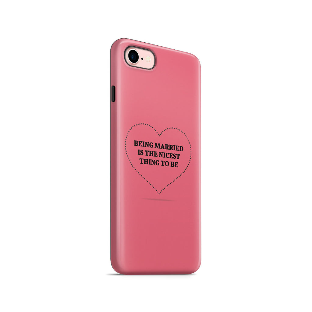 iPhone 6 | 6s Adventure Case - If I Get Married I Want to Be Very Married