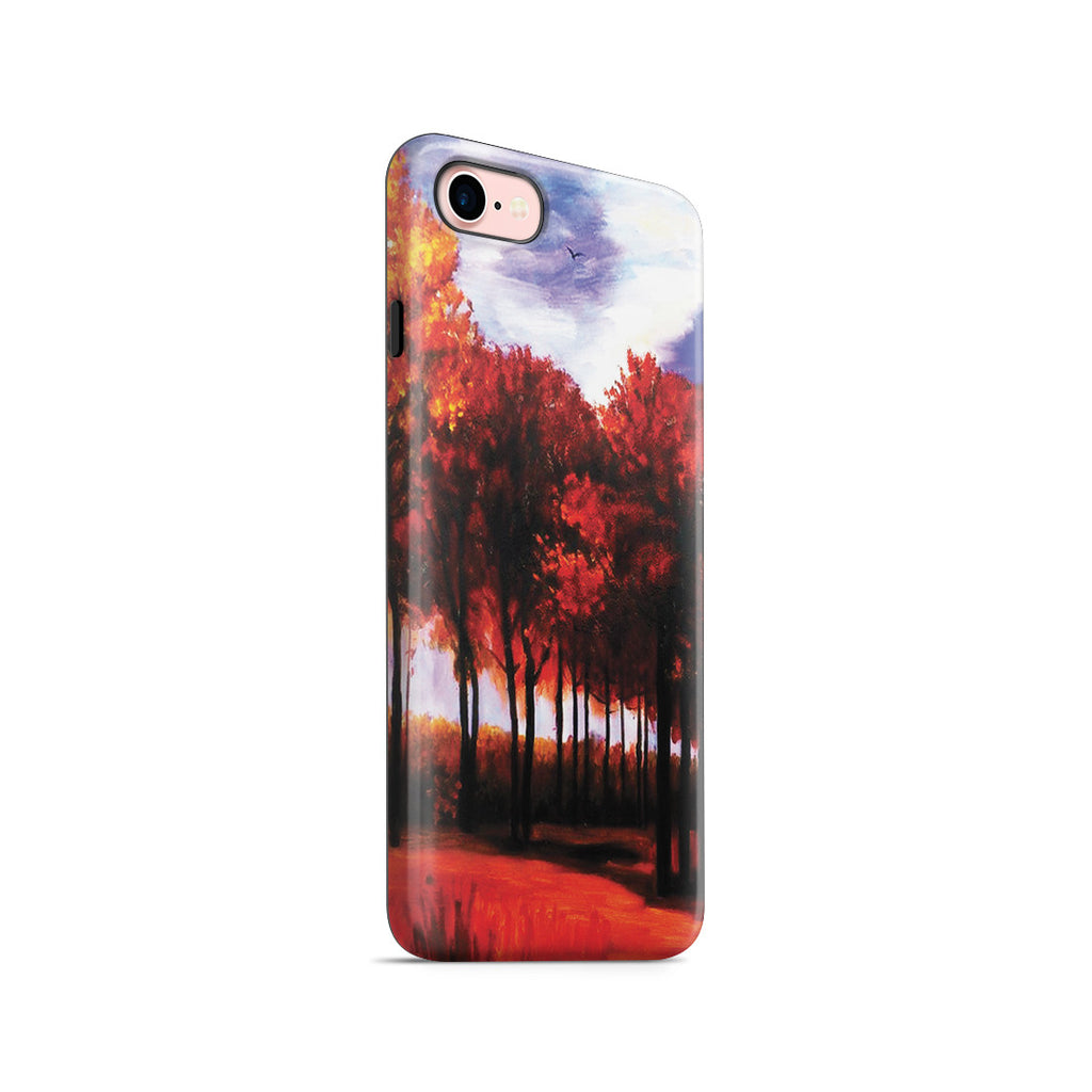 iPhone 6 | 6s Adventure Case - Autumn Landscape by Vincent Van Gogh