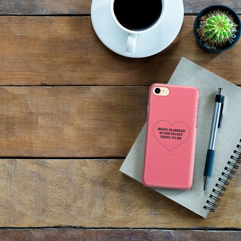 iPhone 6 | 6s Case - If I Get Married I Want to Be Very Married