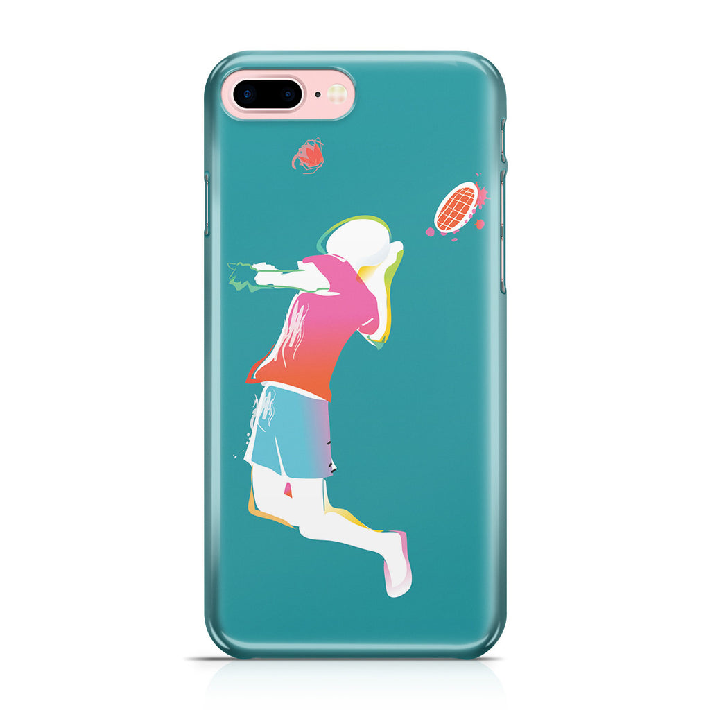iPhone 7 Plus Case - Fire Tennis