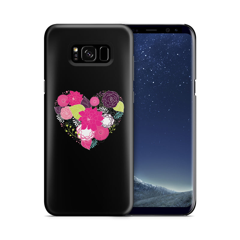 Galaxy S8 Plus Case - Love is a Flower You've Got to Let it Grow