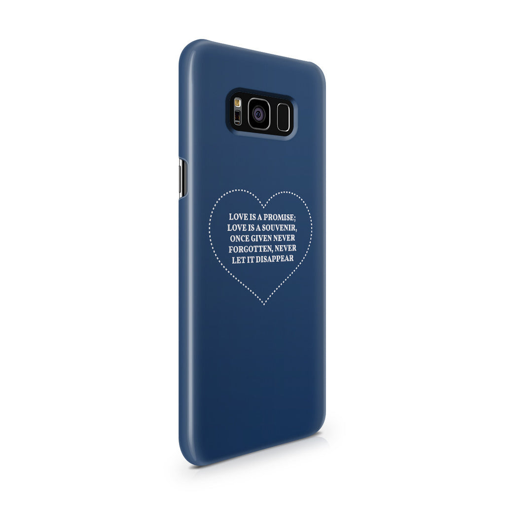 Galaxy S8 Case - The Greatest Gift Is Love