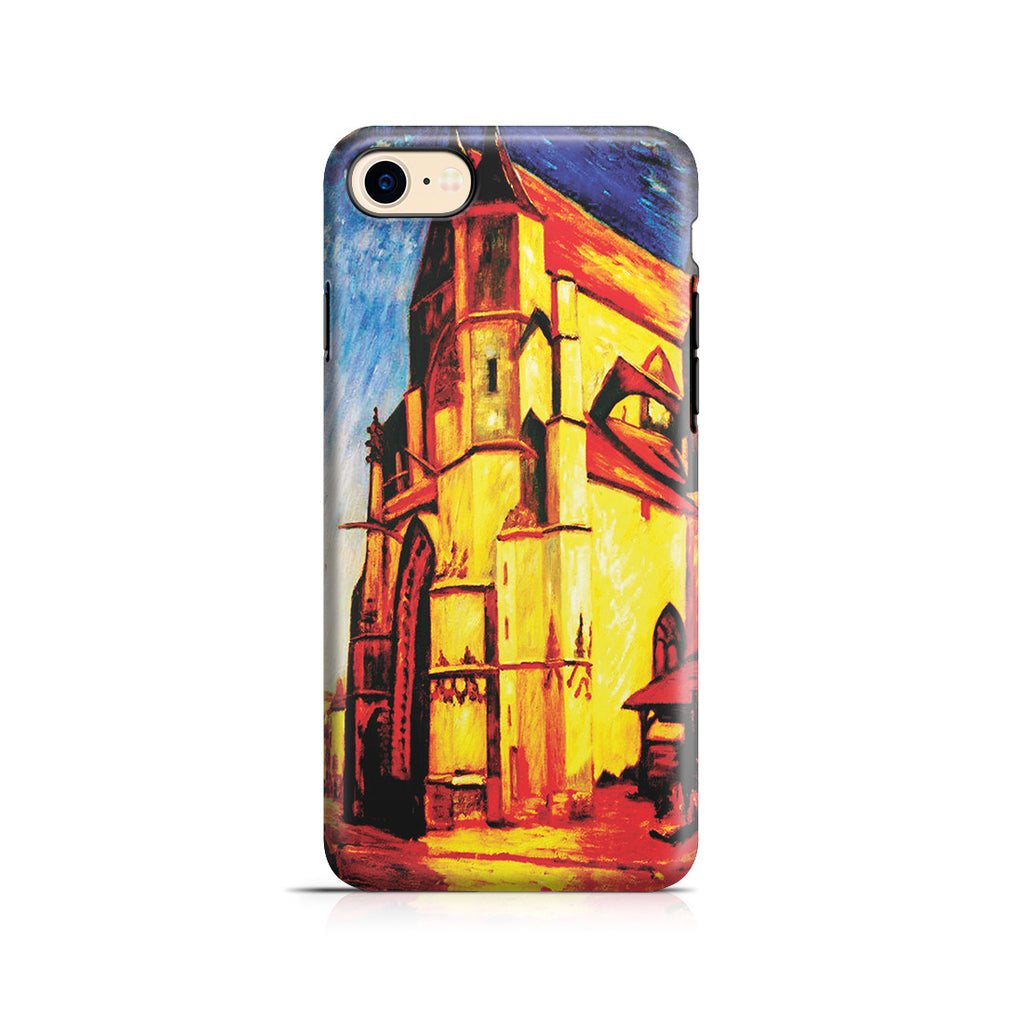 iPhone 6 | 6s Adventure Case - The Church at Moret In Morning Sun by Alfred Sisley