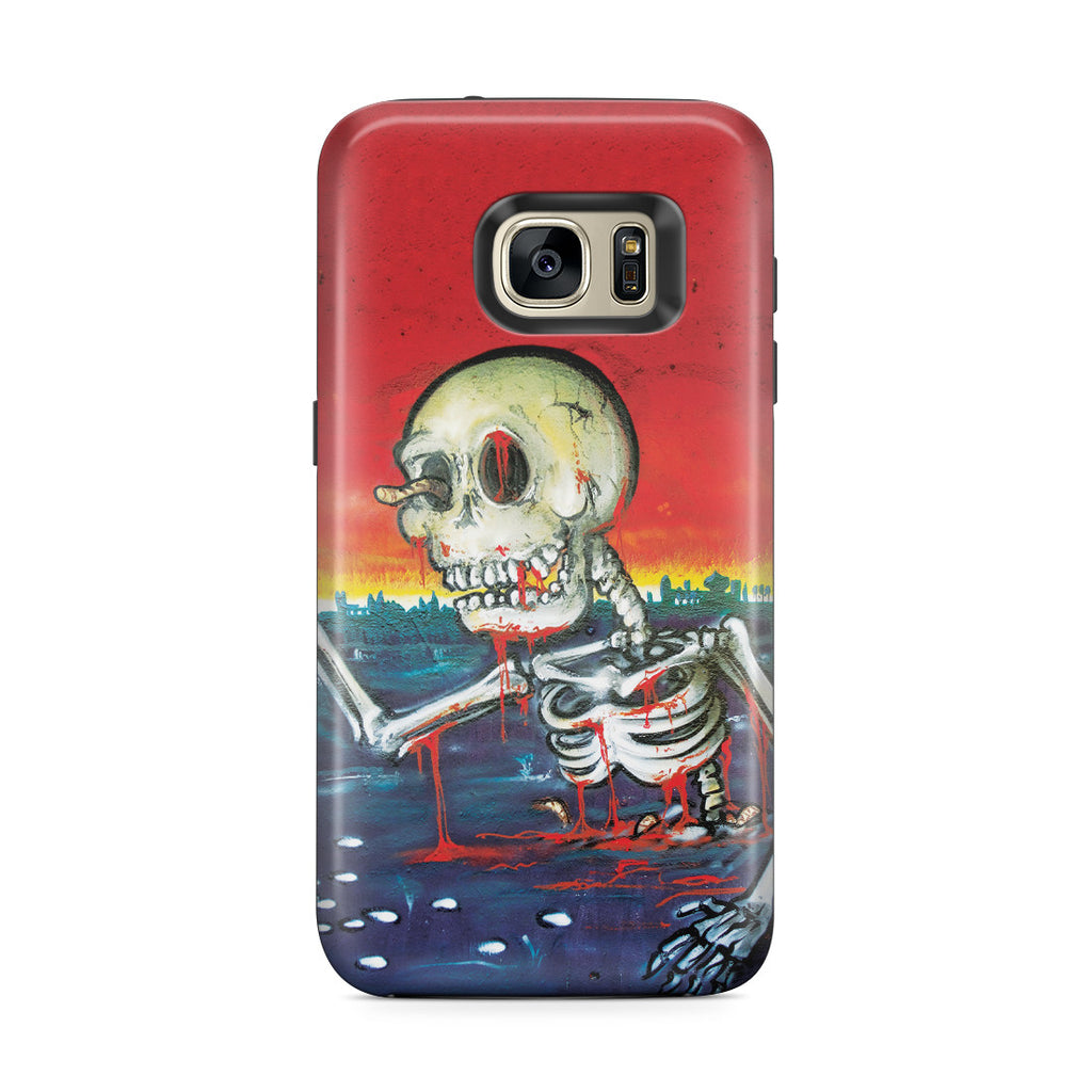 Galaxy S7 Edge Adventure Case - Back from the Dead