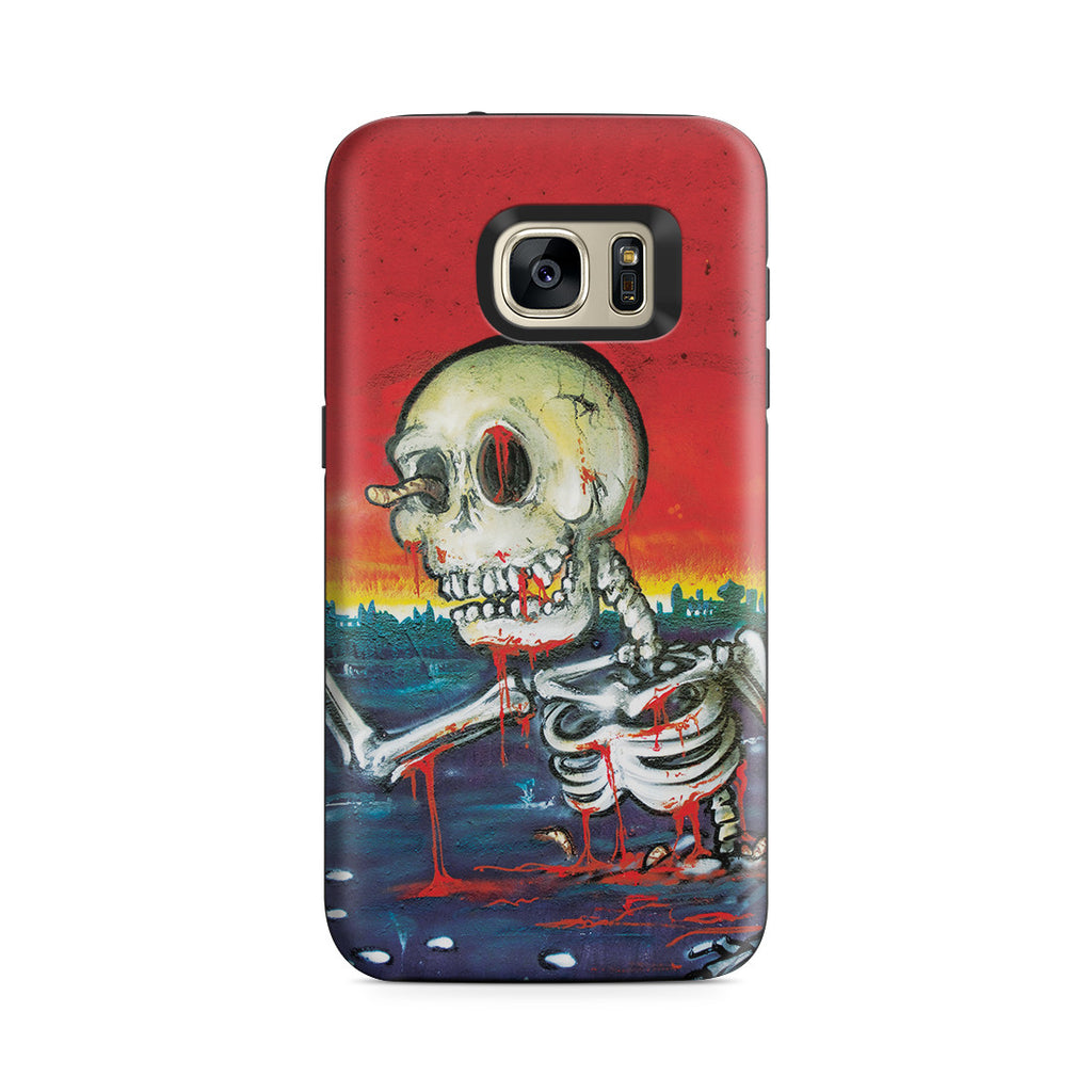 Galaxy S7 Adventure Case - Back from the Dead