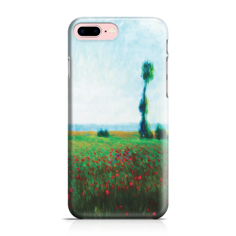 iPhone 7 Plus Case - The Fields of Poppies by Claude Monet