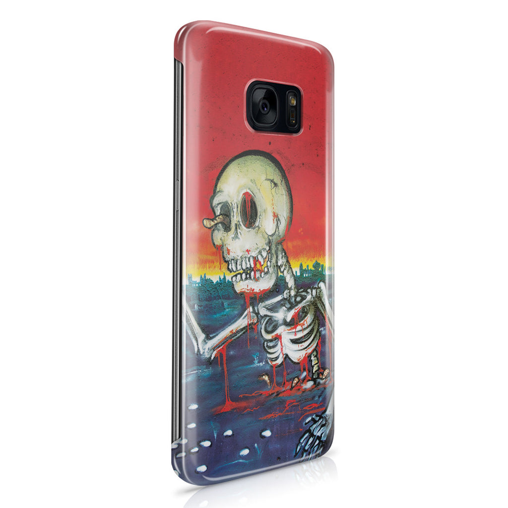 Galaxy S7 Edge  Case - Back from the Dead