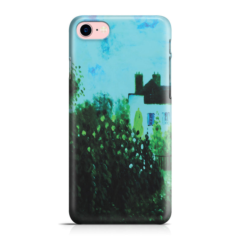 iPhone 6 | 6s Plus Case - The Garden of Monet at Argenteuil, 1873 by Claude Monet
