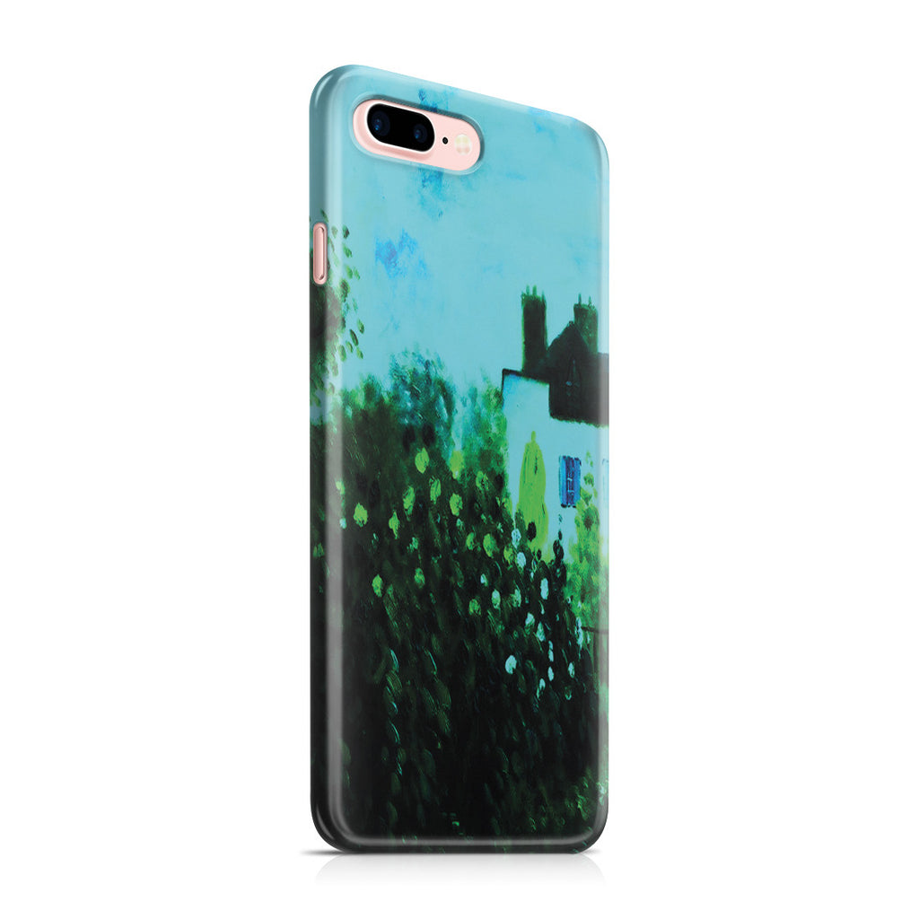 iPhone 7 Plus Case - The Garden of Monet at Argenteuil, 1873 by Claude Monet