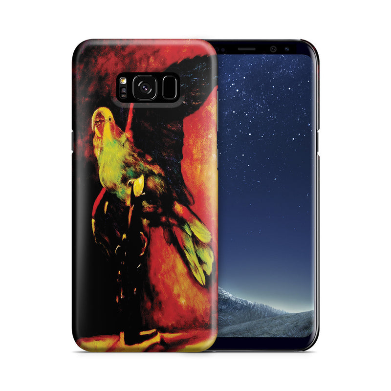 Galaxy S8 Case - The Green Parrot by Vincent Van Gogh