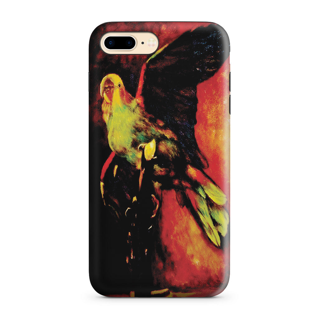 iPhone 7 Plus Adventure Case - The Green Parrot by Vincent Van Gogh