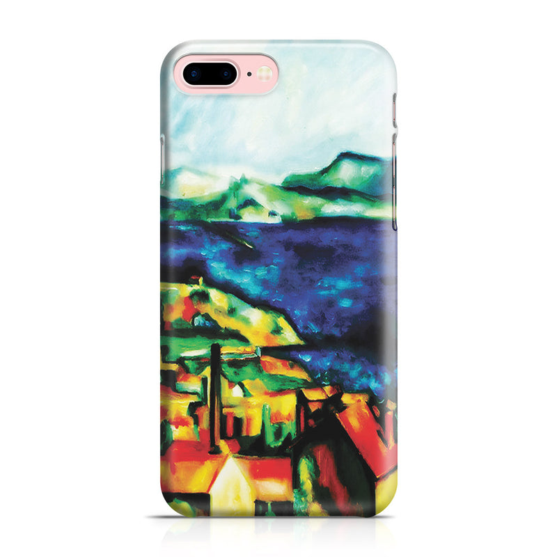 iPhone 7 Plus Case - The Gulf of Marseilles by Paul Cezanne