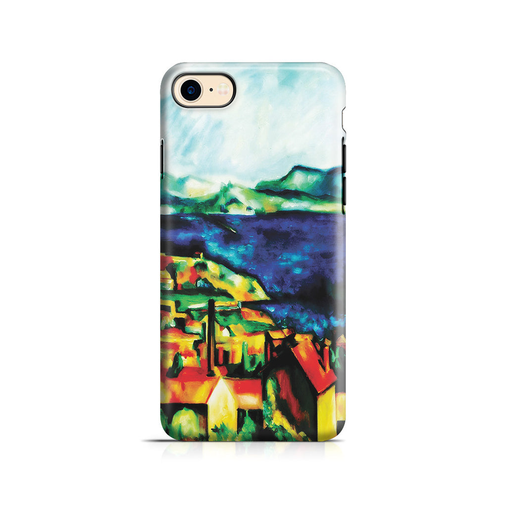 iPhone 7 Adventure Case - The Gulf of Marseilles by Paul Cezanne