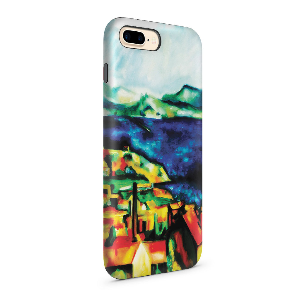 iPhone 7 Plus Adventure Case - The Gulf of Marseilles by Paul Cezanne