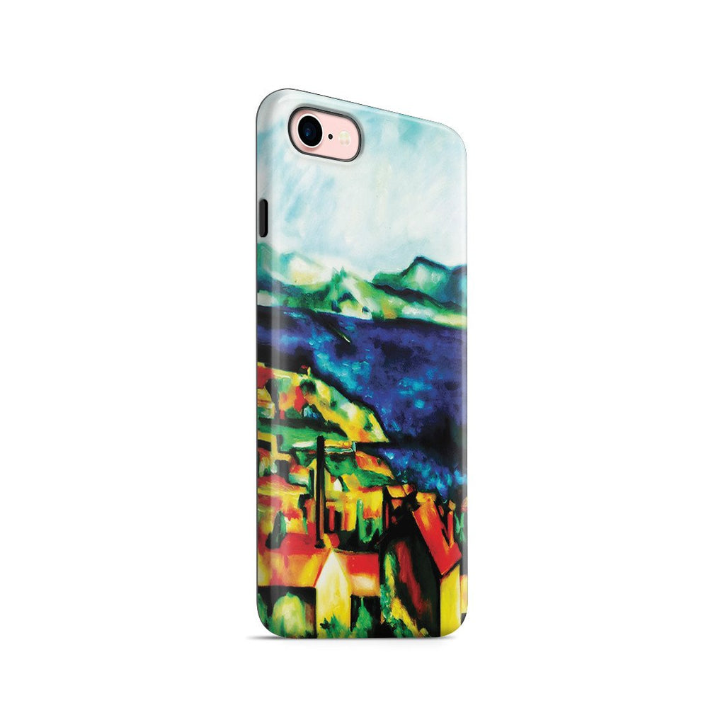 iPhone 8 Adventure Case - The Gulf of Marseilles by Paul Cezanne
