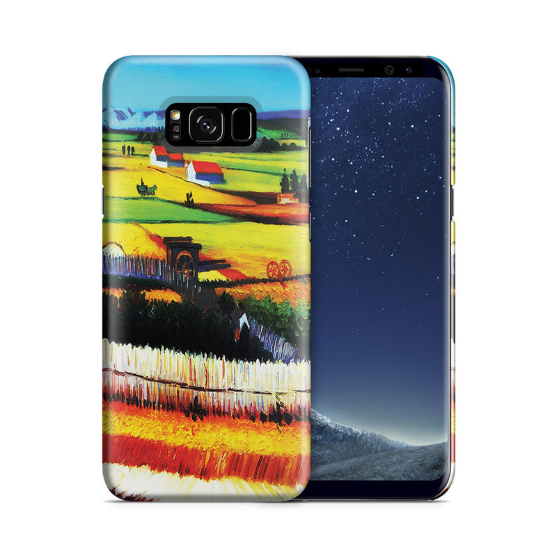 Galaxy S8 Case - The Harvest by Vincent Van Gogh