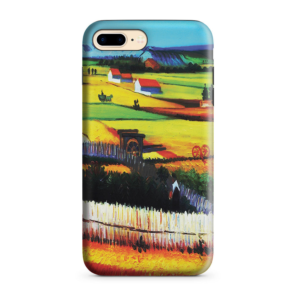iPhone 7 Plus Adventure Case - The Harvest by Vincent Van Gogh