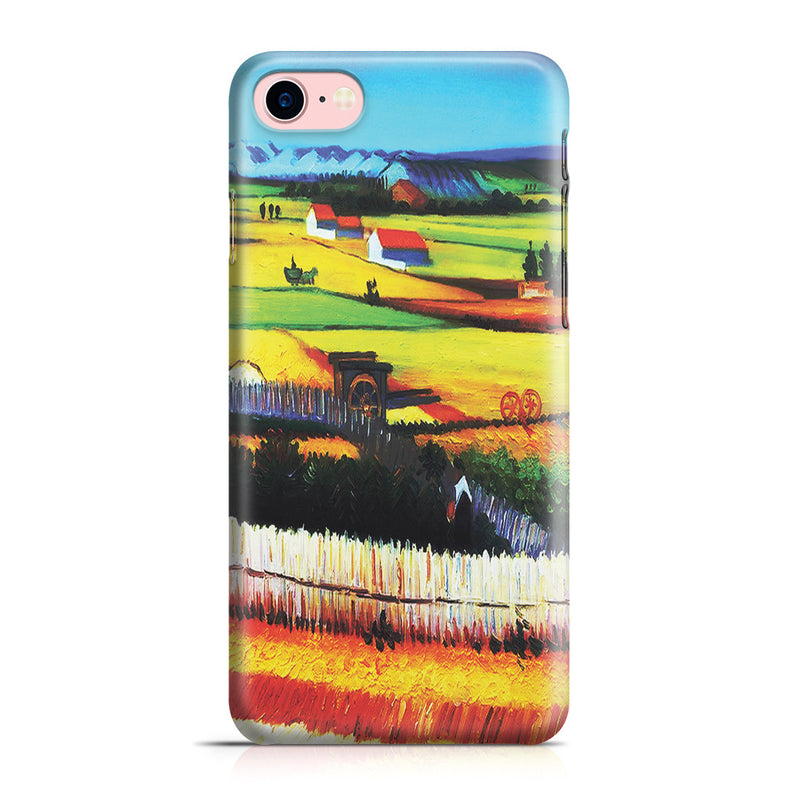 iPhone 7 Case - The Harvest by Vincent Van Gogh