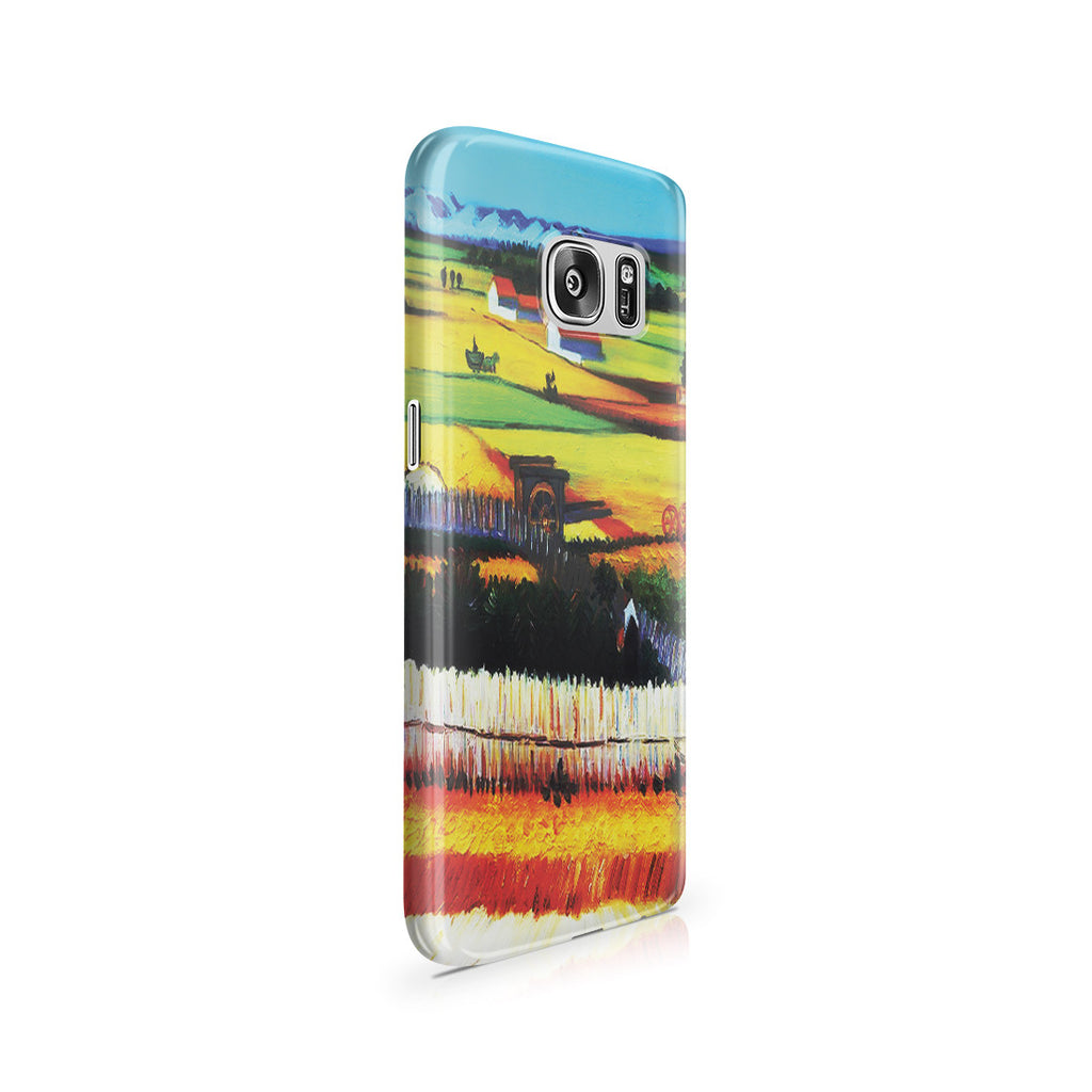 Galaxy S7 Case - The Harvest by Vincent Van Gogh